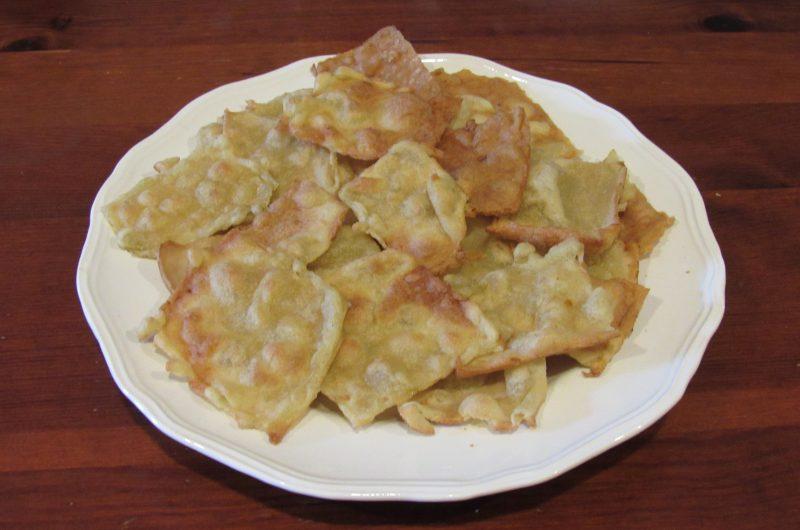 Tapioca Crackers